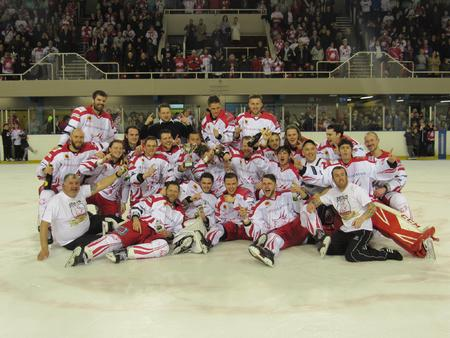 Swindon Wildcat NIHL 1 South Champs