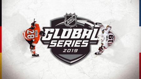 NHL Global Series 2019