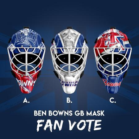Ben Bowns GB Mask Competition