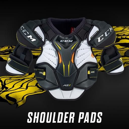 Super Tacks AS1 Shoulder Pads
