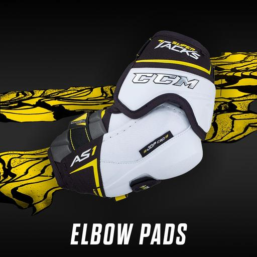 Super Tacks AS1 Elbow Pads