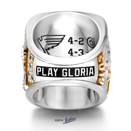 St Louis Blues Stanley Cup Ring 4