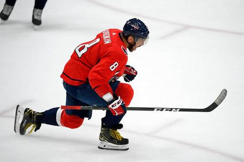 Gear Spotting: Ovechkin's 700th NHL Goal