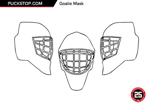 Puck Stop Mask Colouring 1