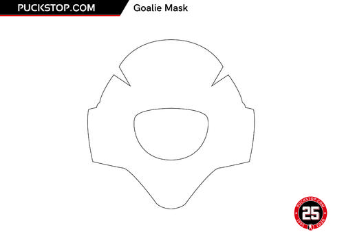 Puck Stop Mask Colouring 3