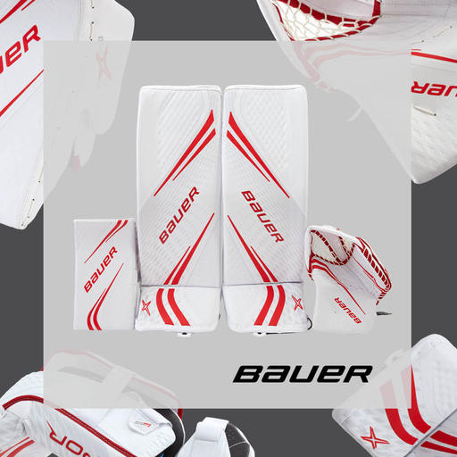 Bauer Sale Goal Sets