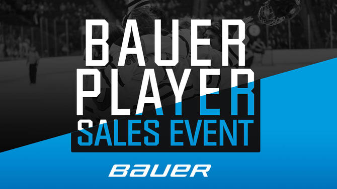 Bauer Player Sale Event