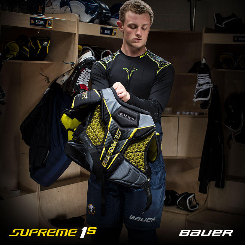 Bauer Supreme 1s Shoulders Puckstop