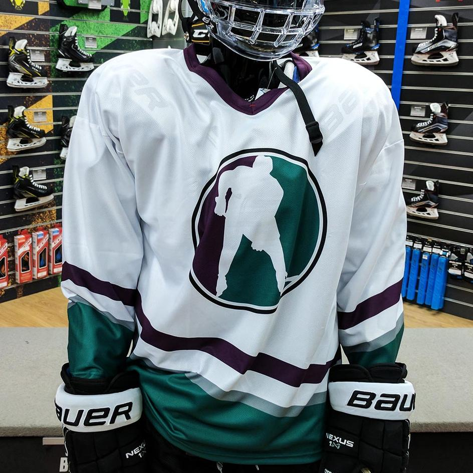 Puck Stop Mighty Pucks Jersey