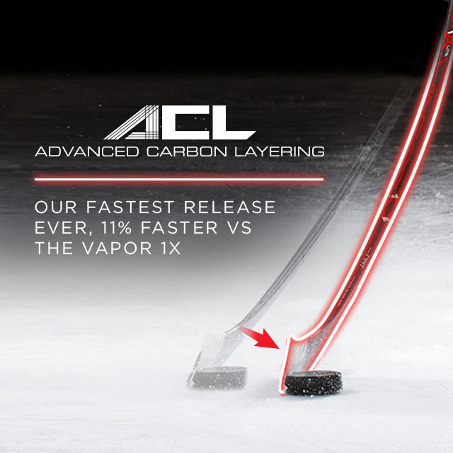 Bauer Vapor 1X Lite Hockey Stick ACL