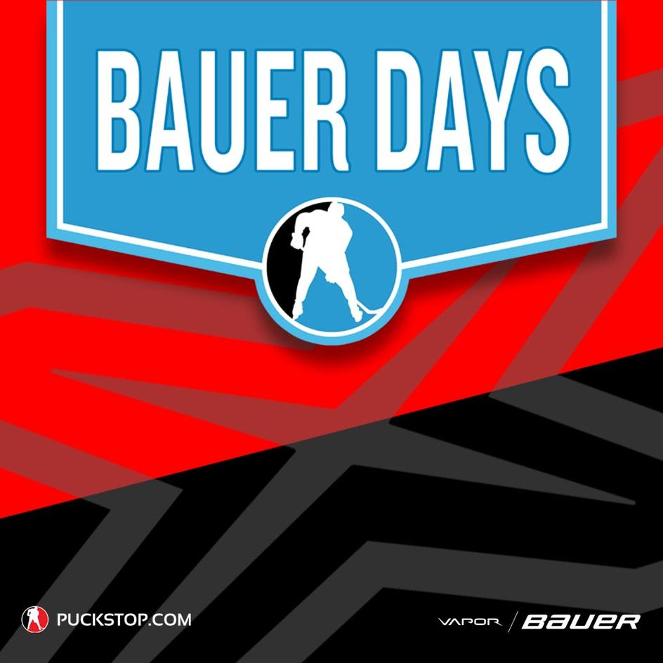 Puck Stop Bauer Days 2019